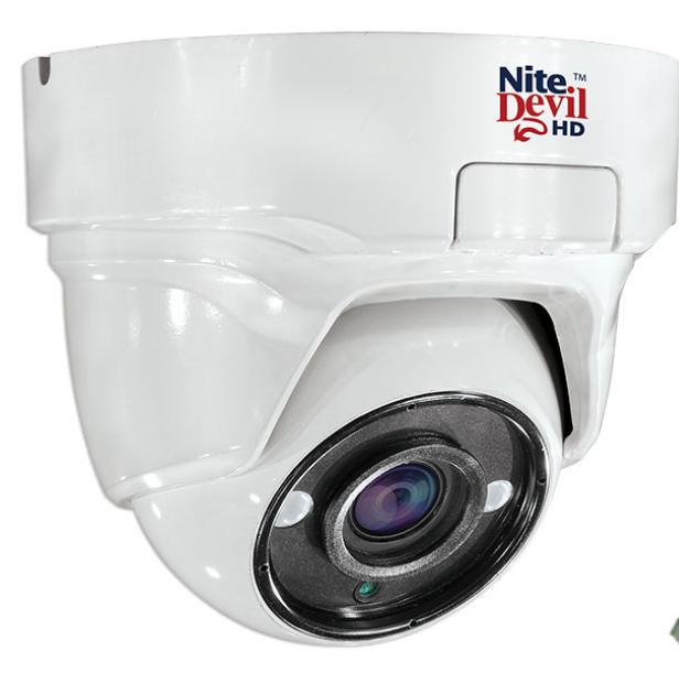 1 x CCTV CAMERA NiteDevil AHD,CVI, TVI and analogue see870w