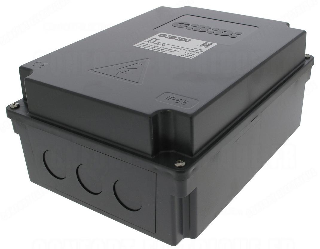 Gibidi 1 x control panel IP BOX ONLY