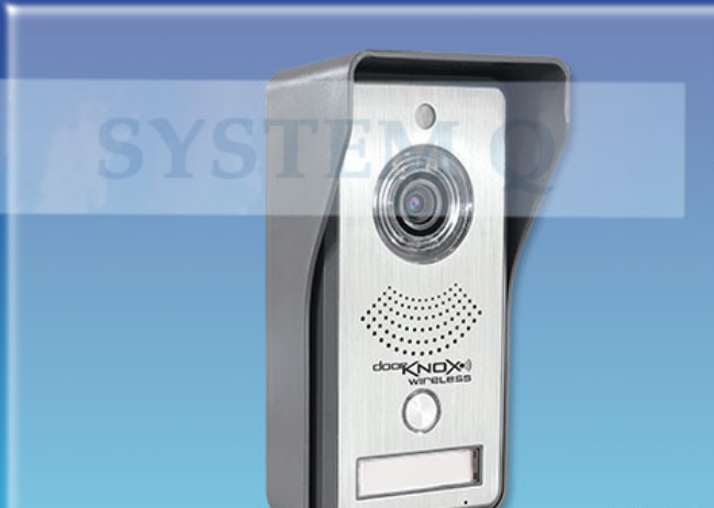 WIRE FREE VIDEO CALL POINT VDP301