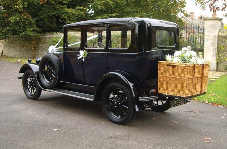 Vintage Car Hire Oxfordshire