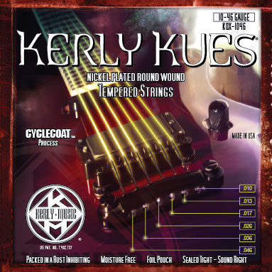 Kerly Long Life Strings