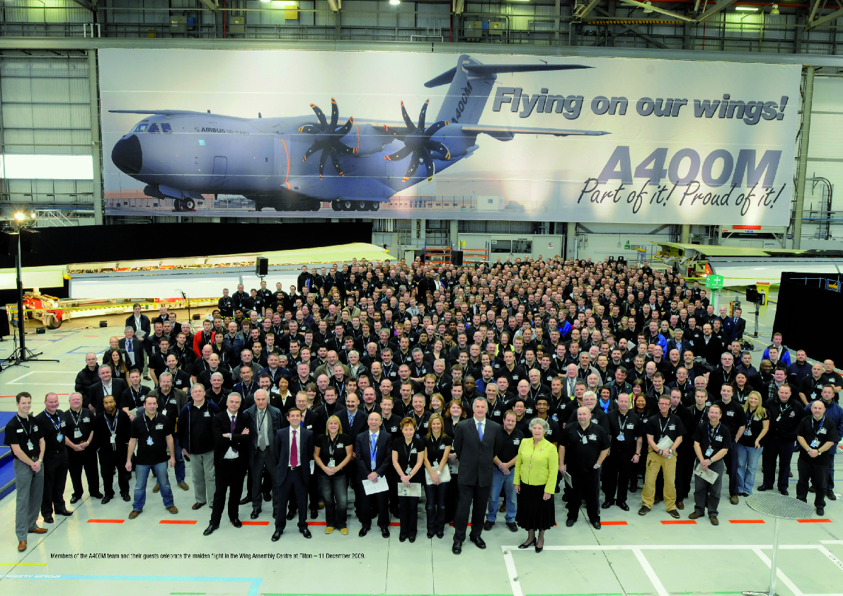 Airbus A400m photograph
