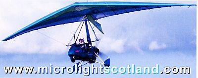 Microlight Scotland link