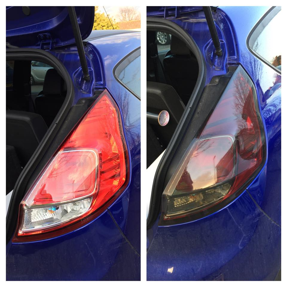 Headlight Tinting Film