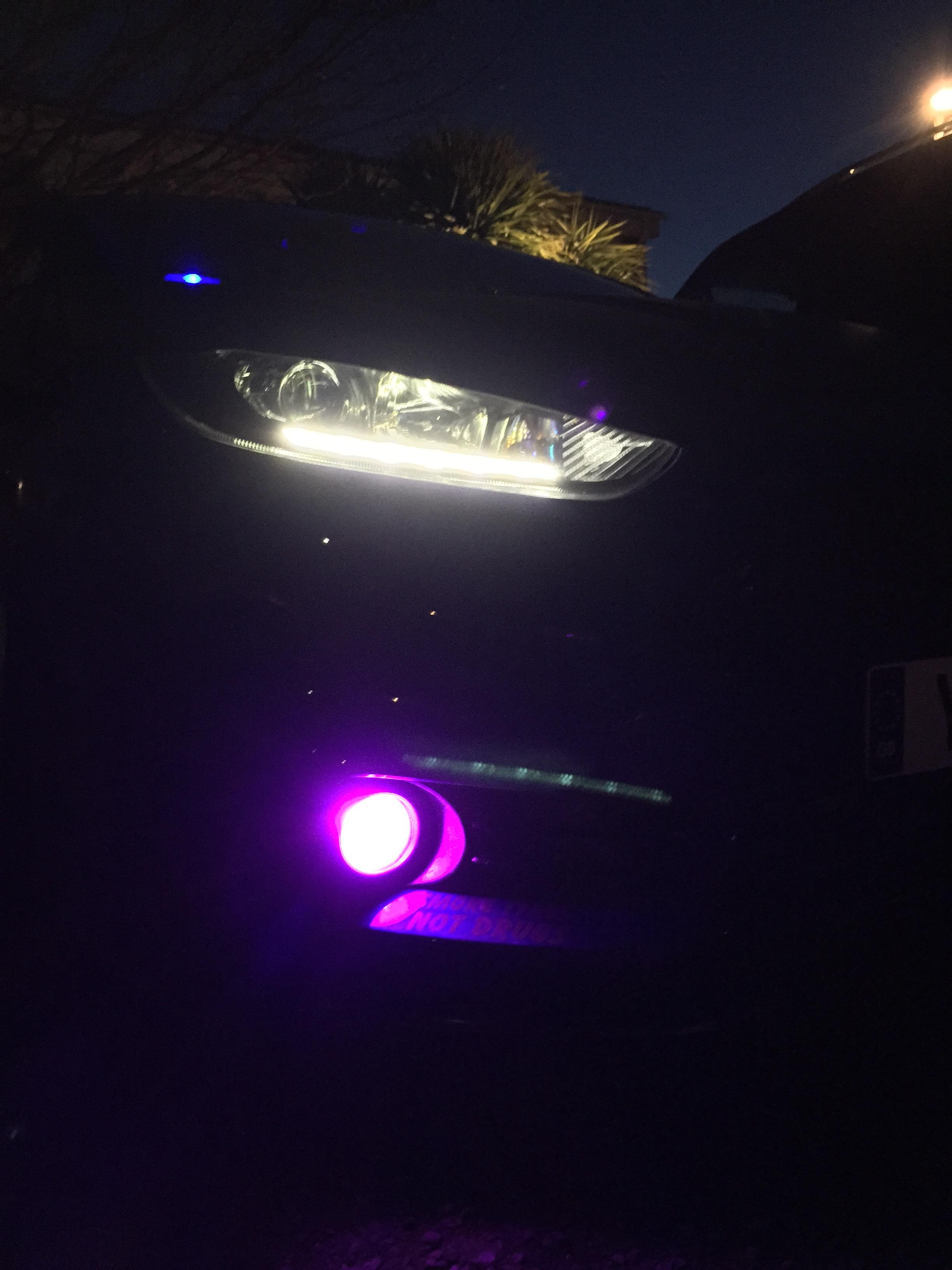 Fog Light Tints