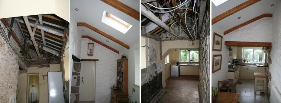 Cottage and Annexe Renovation