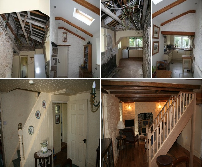 Refurbishment of Cottage and Annexe