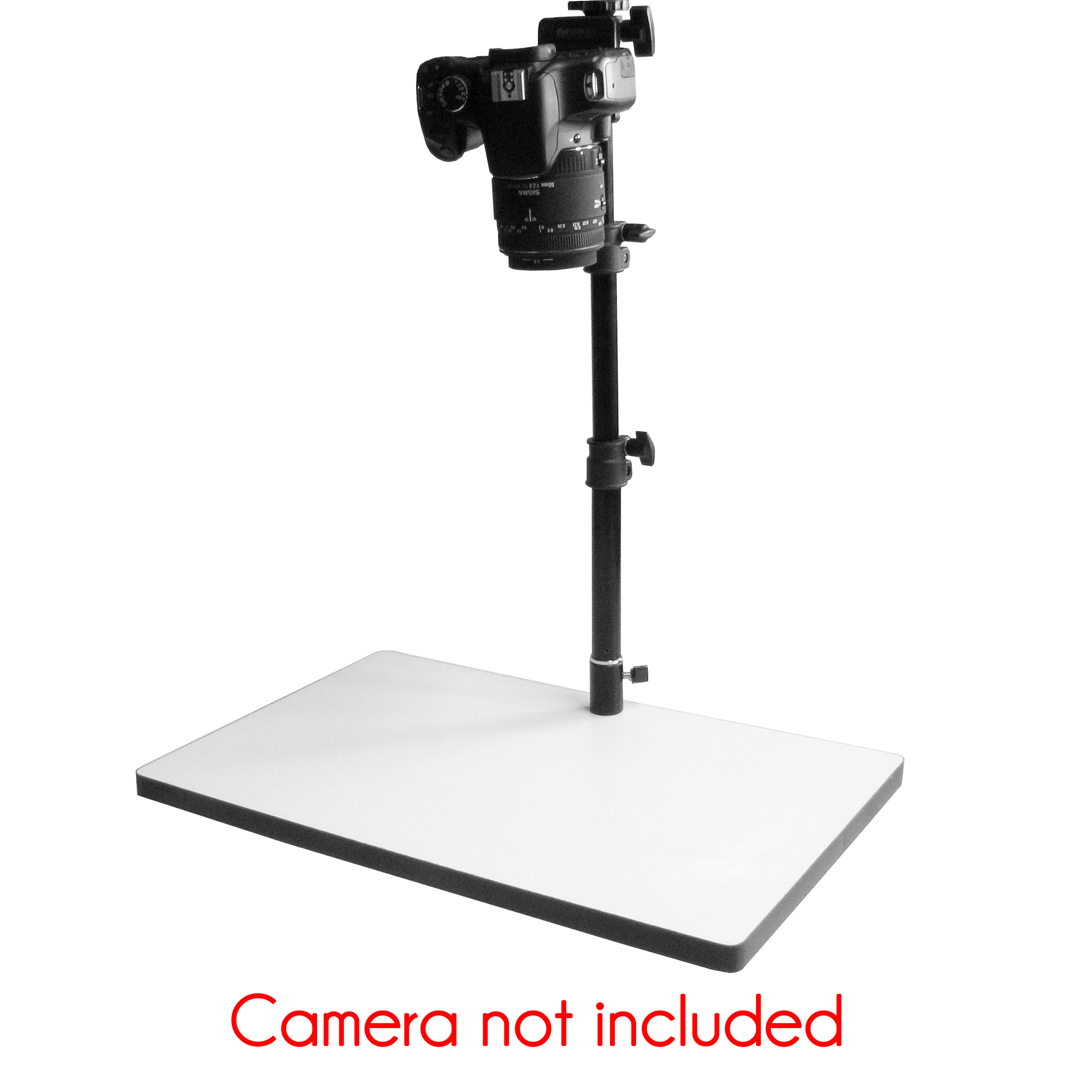 Cs 500 medium copy stand animation rostrum 50 cm max height for Animation stand