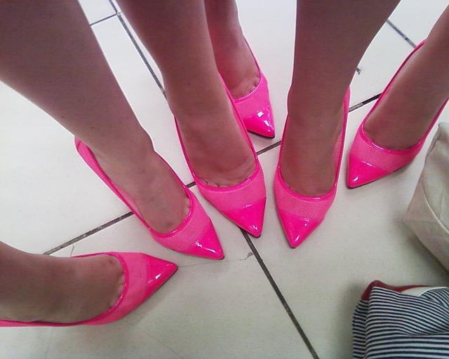 pink shoesjpg