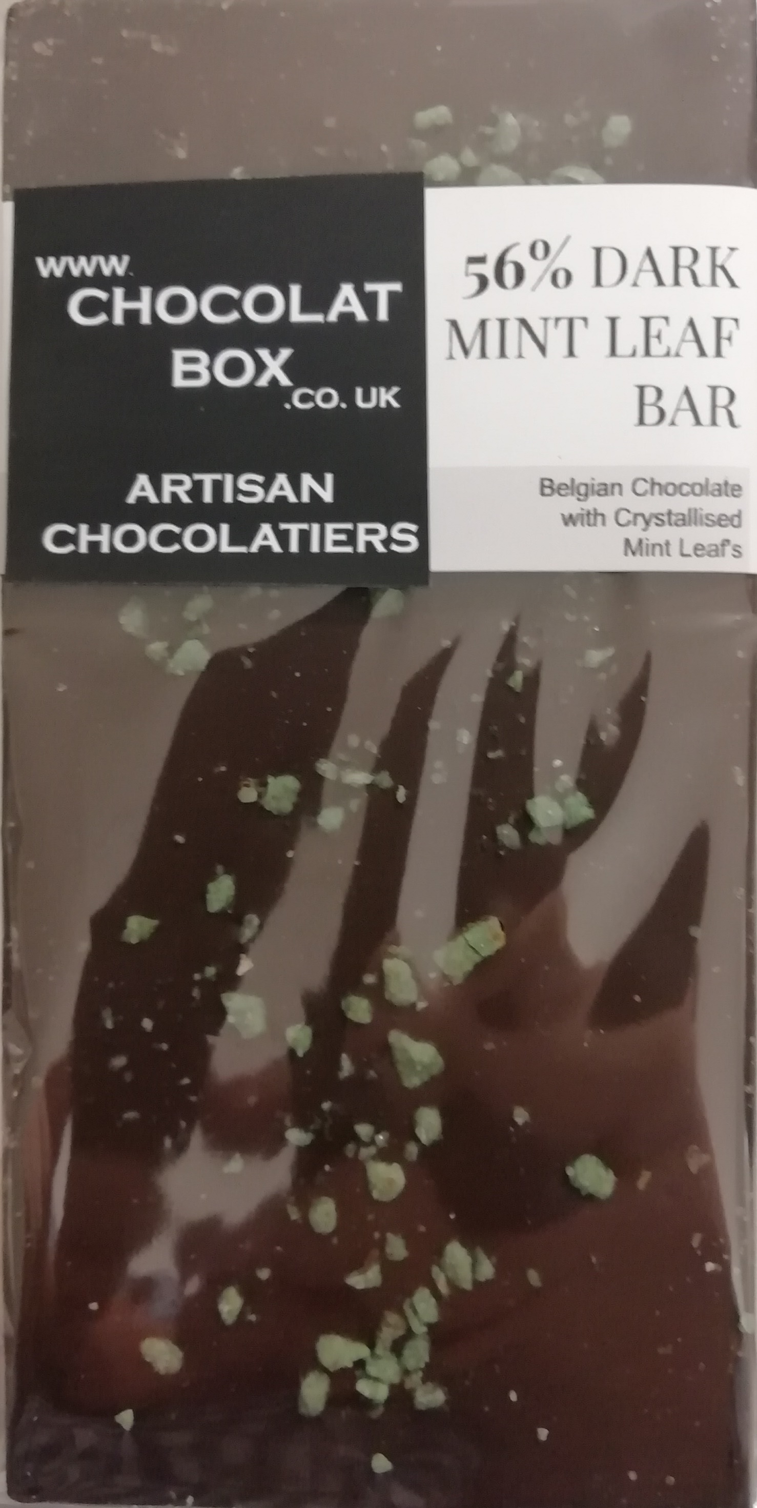 56% DARK MINT LEAF BAR