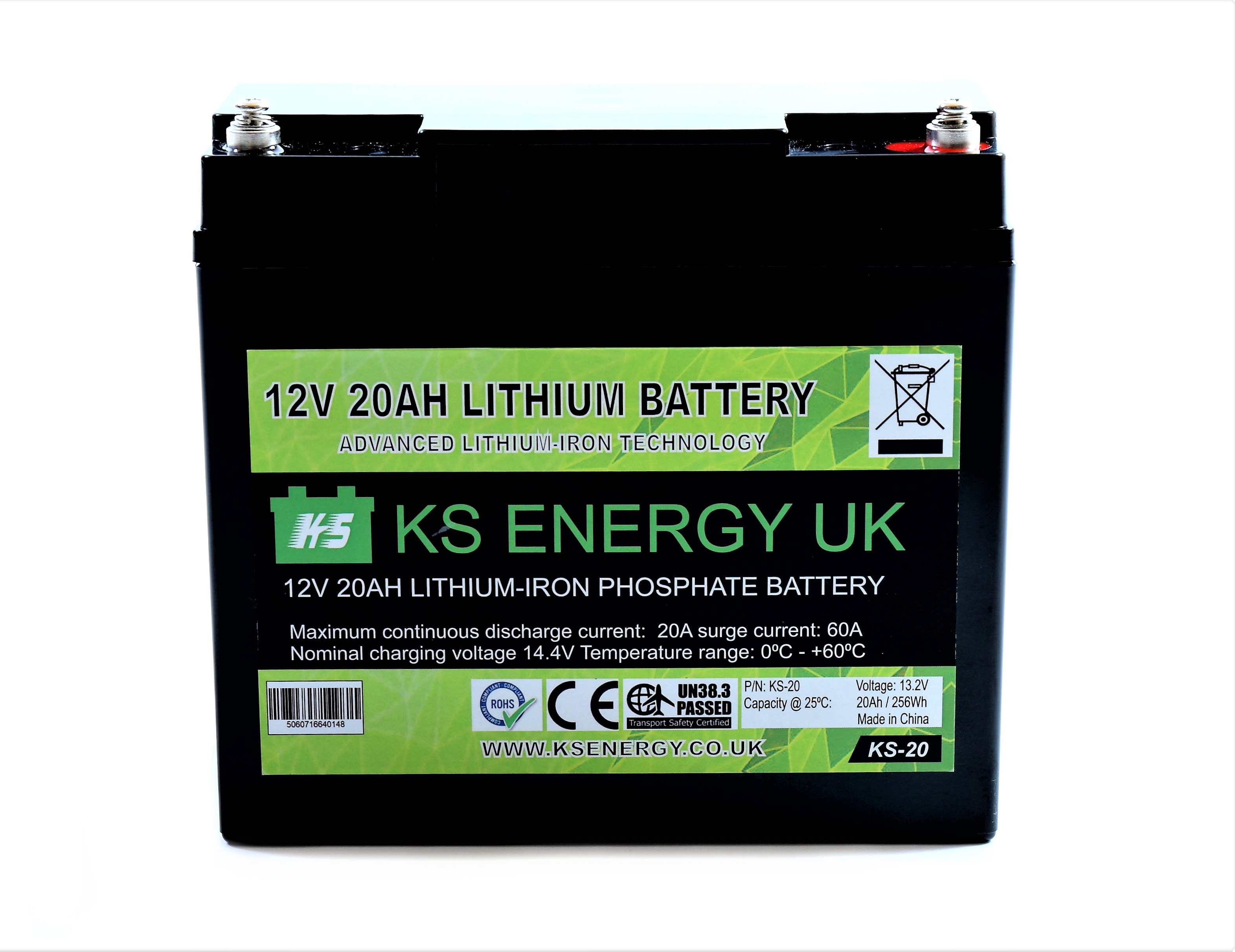 Industrial and portable equipment lithium battery LiFePo4