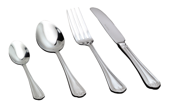 Table Fork Jesmond Pattern (Dozen)