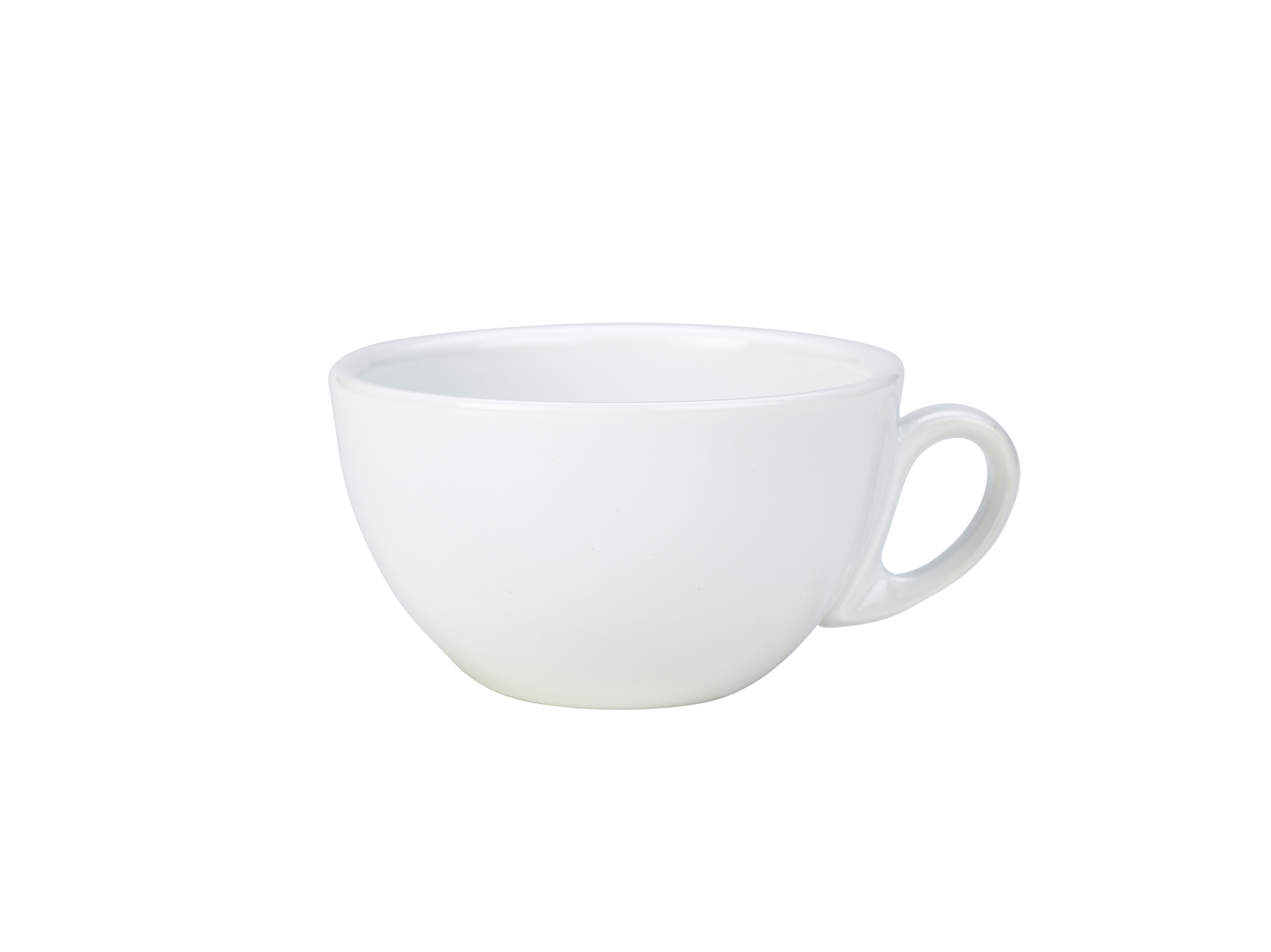 Genware Porcelain Italian Style Espresso Cup 9cl