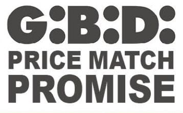 Gibidi price match promise inc trade prices!