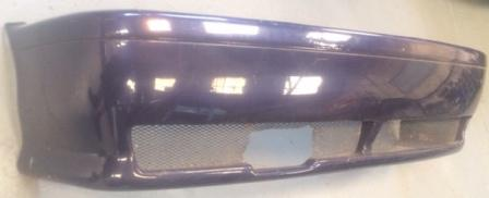 Audi Coupe cabriolet uprated rear bumper