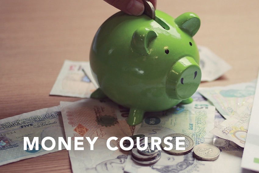 money course button