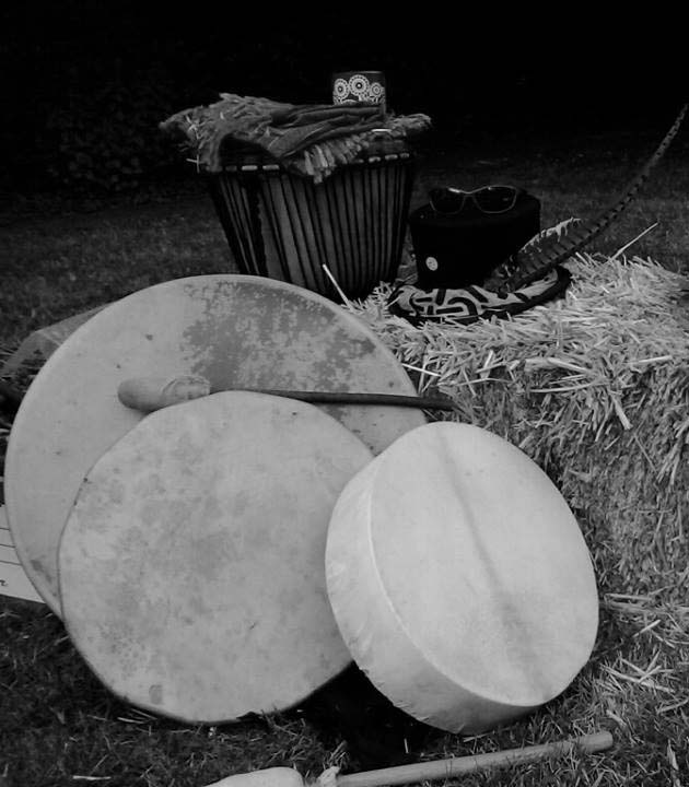 Drums from Rob & Iains Handfasting