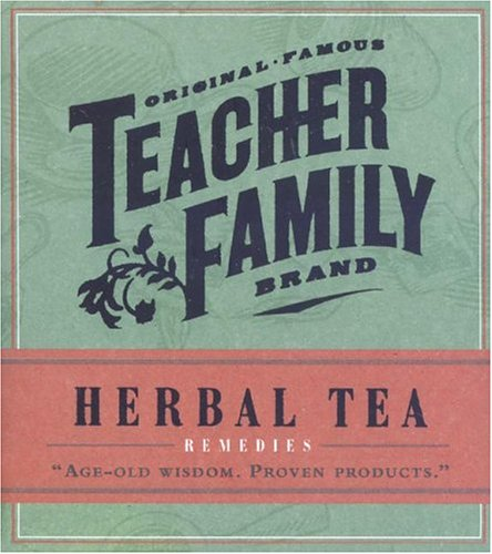Original Famous Teacher Family Brand Herbal Tea Remedies Kit - Deborah T. Yost