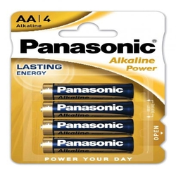 Panasonic Alkaline Power Battery - AA / AAA / 9V