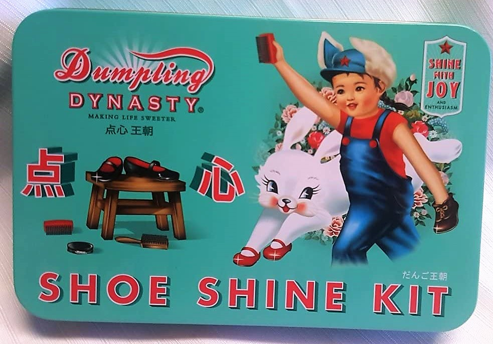 Dumpling Dynasty Shoe Shine Kit