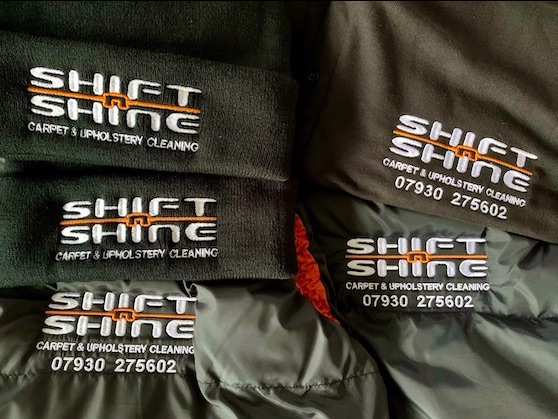 custom embroidery service embroidered body warmers clothing & workwear uk