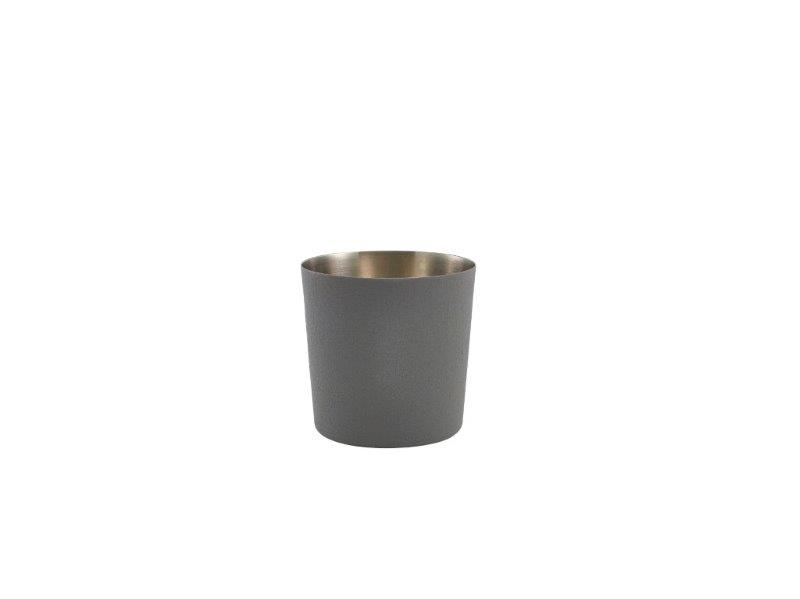 Iron Effect Serving Cup 8.5 x 8.5cm