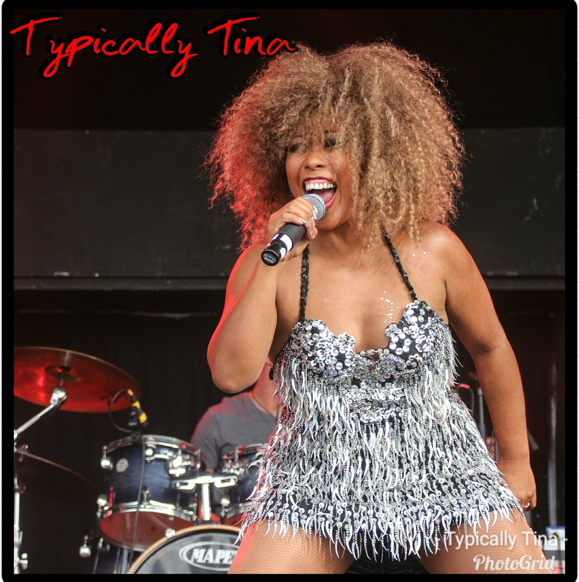 Typically Tina - Tina Tuner Tribute Sat 29th February