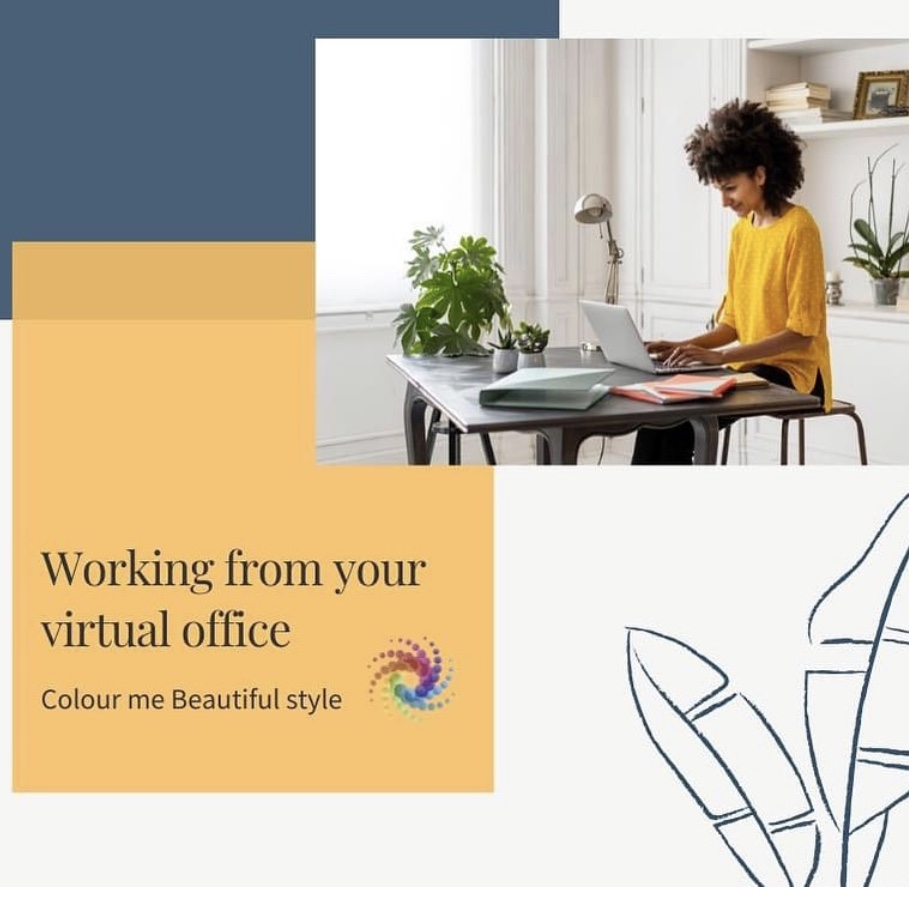 April 2020  Working from Home