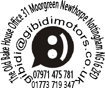 gibidi motors nottingham