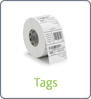 Thermal Transfer & Direct Thermal Tags