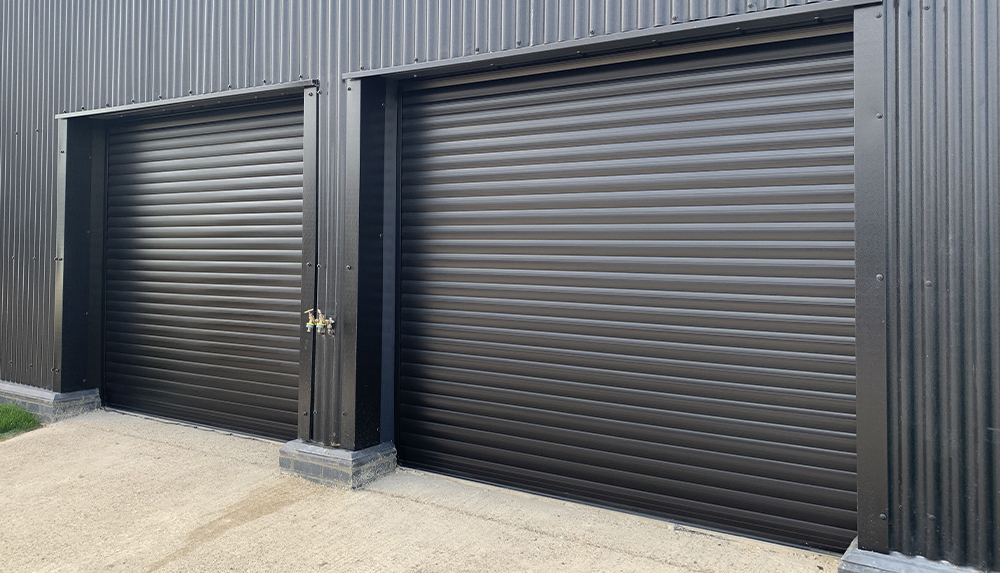 Roller Shutter Garage Door Gallery - Garage Door Solutions ltd