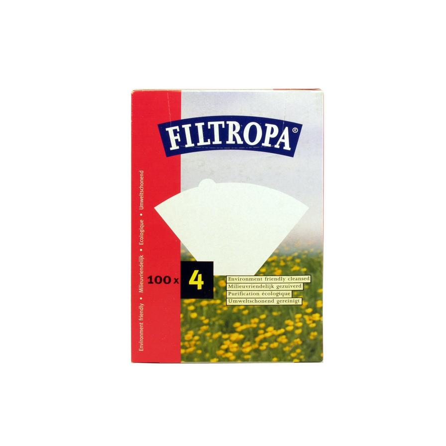 Filtropa Filter Papers Size 4