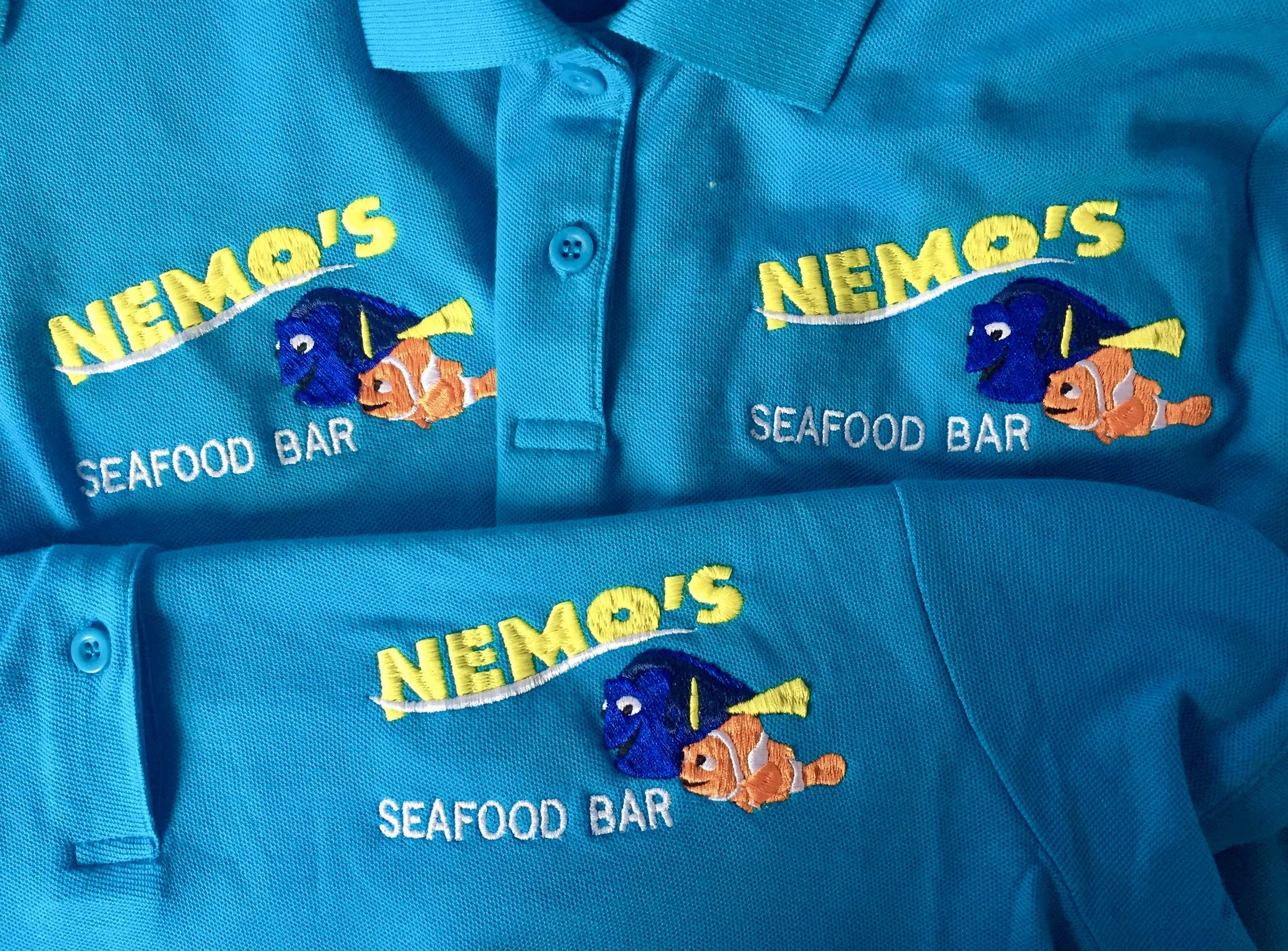 custom embroidery embroidered clothing uniform & workwear t-shirts polos hoodies jackets hats badges & embroidery machine designs clacton essex uk