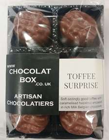 MILK TOFFEE SURPRISE