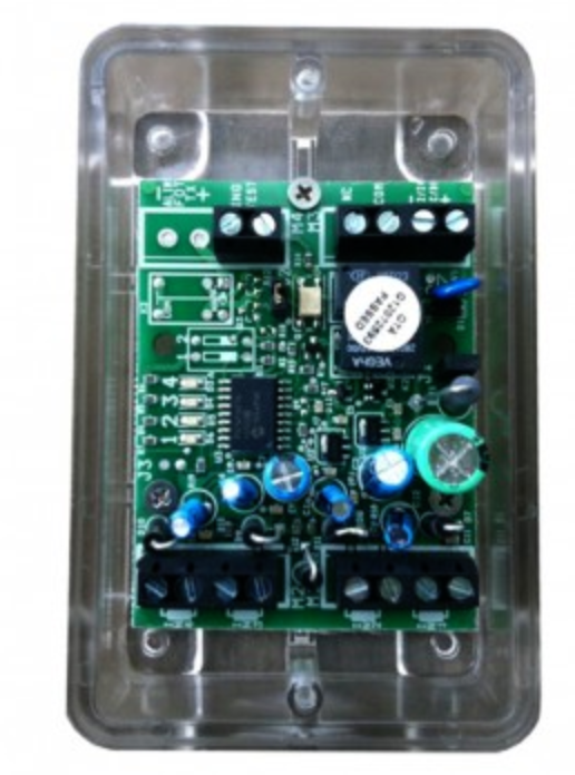 BS02 E04 Safety Edge Control Card 8K2 / CAT2