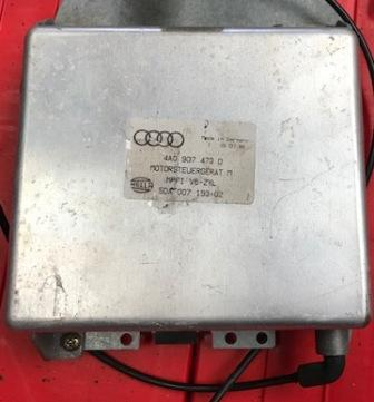 Audi engine ecu, 2.6, v6, 4A0 907 473 D,1