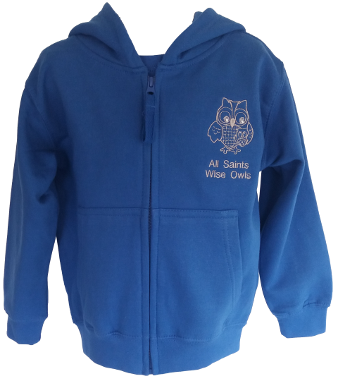 Royal Blue Hoodie £14.00 Each