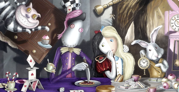 LOST ALICE & OTHER TALL TALES
