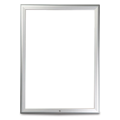 Genware A3 Tamper Proof Snap Frame