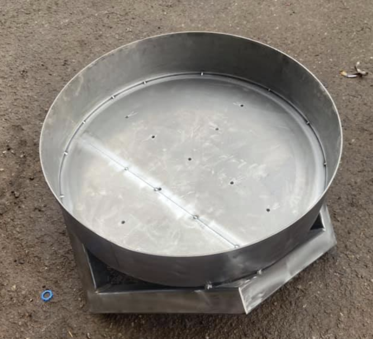 900mm diameter fire pit