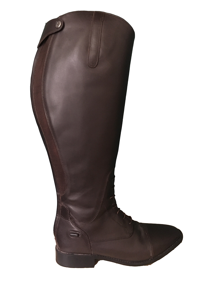 The Atia Field Boot - Walnut Brown