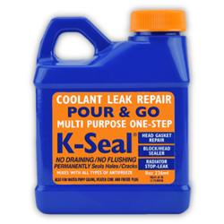 K-Seal - Permanent Coolant Leak Repair