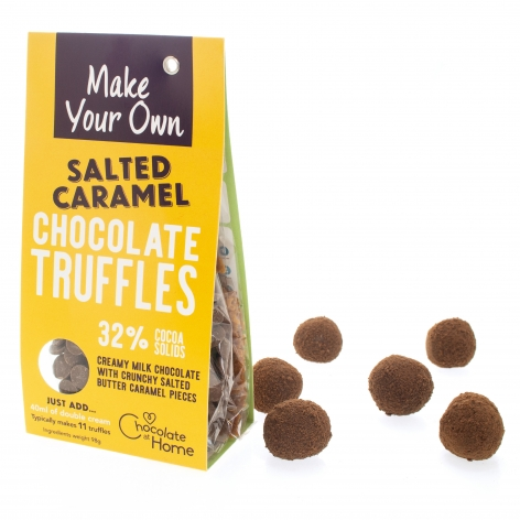 SALTED CARAMEL TRUFFLE MAKING KITS