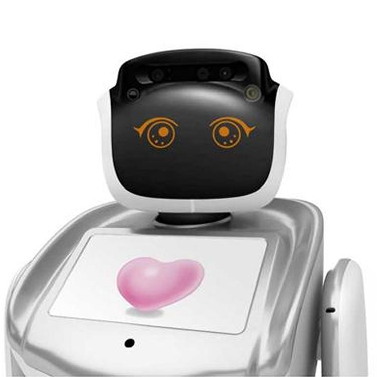 sanbot robot at event
