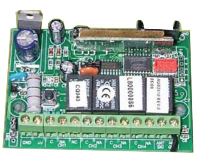 AU02810 Gibidi Standalone receiver 4-ch