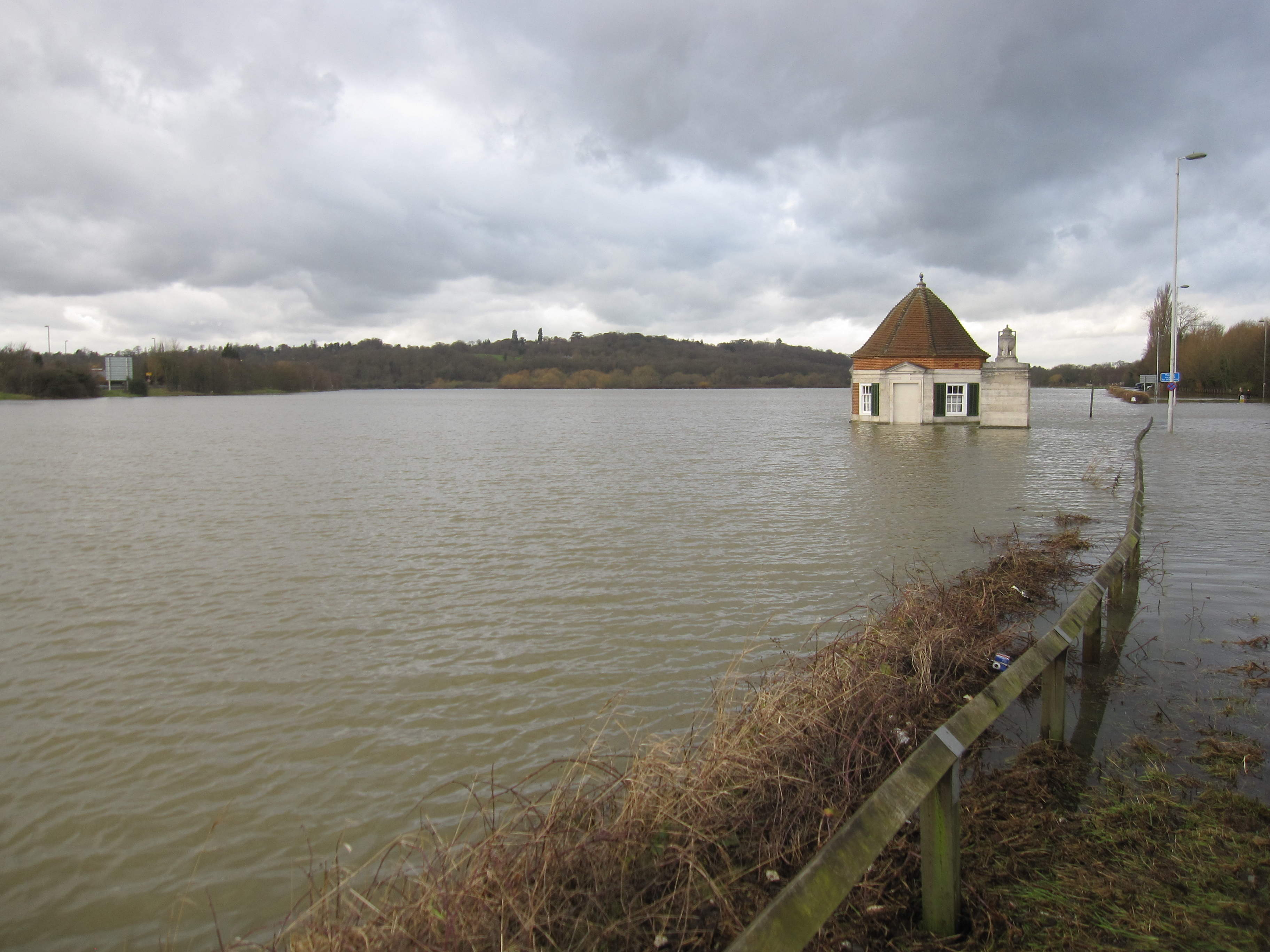 Be Vigilant to the Danger of Winter Flooding