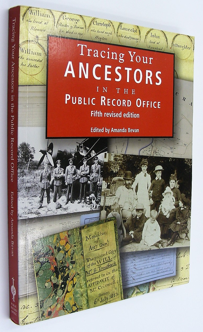 Tracing Your Ancestors in the Public Record Office - 320 pages