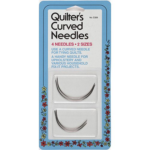 Collins Curved Needles