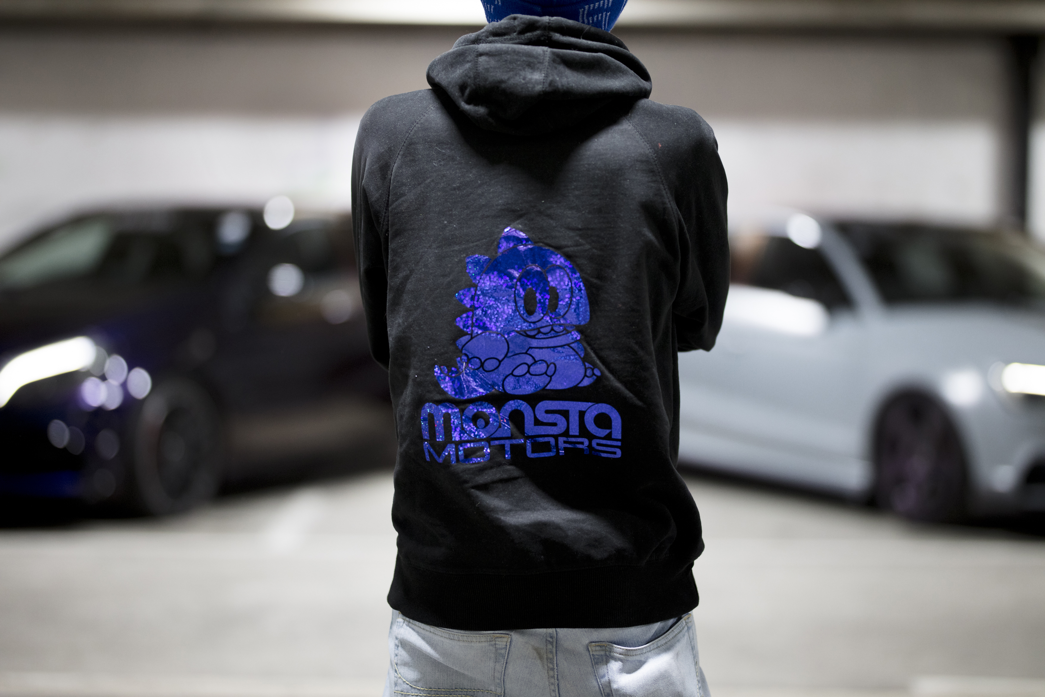 SEND IT - Monsta Motors Hoodie