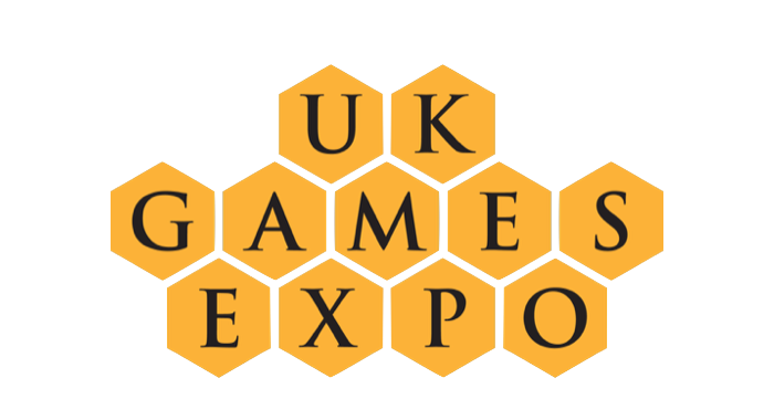 UK Games Expo logo.